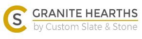 Custom Granite Hearths
